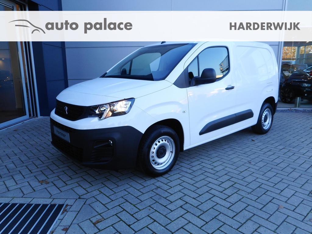 Peugeot Partner 1.6 bluehdi 75pk 650kg 3-zits