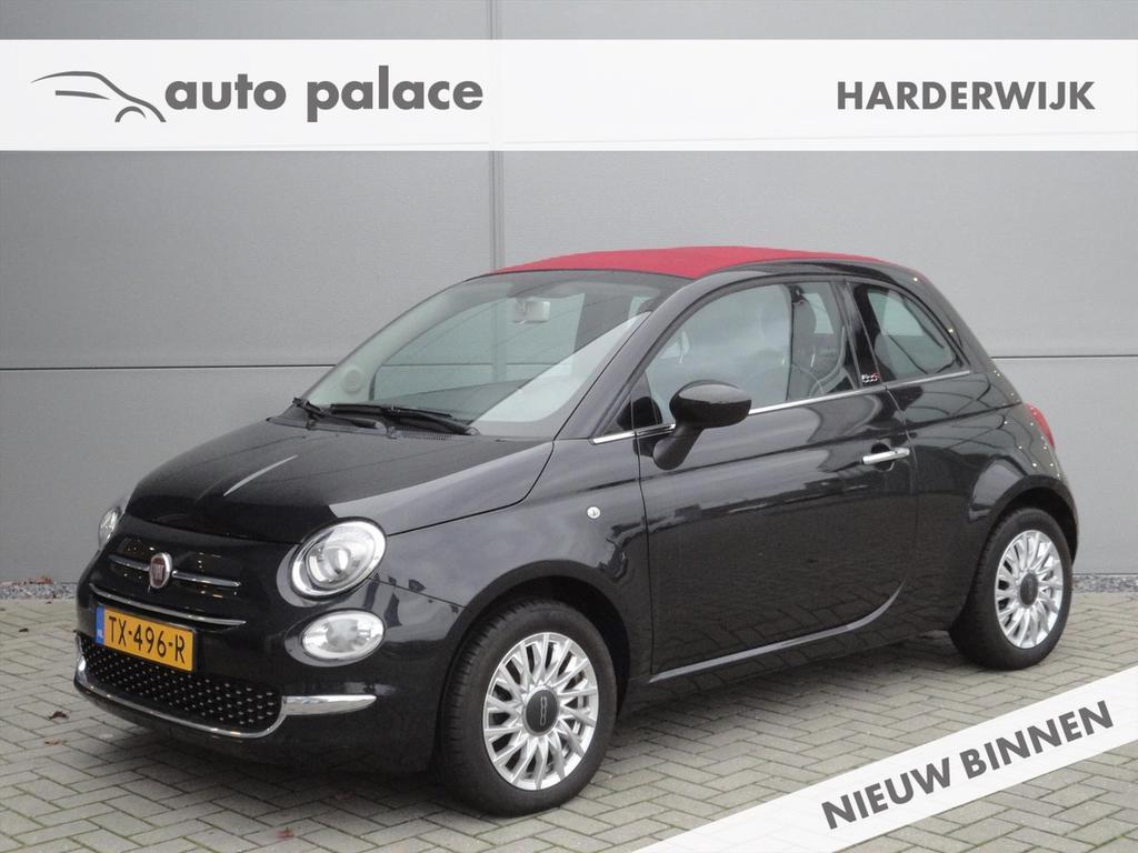 Fiat 500 1.2 69pkdualogic lounge