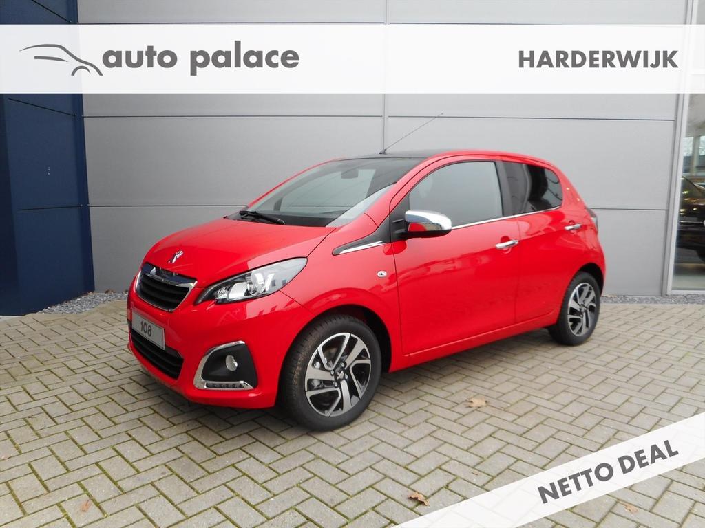 Peugeot 108 1.0 e-vti 72pk 5d allure