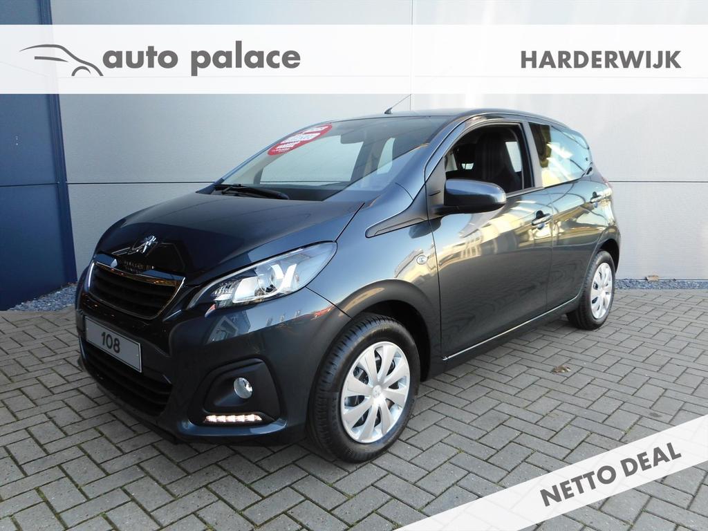 Peugeot 108 1.0 e-vti 72pk 5drs active