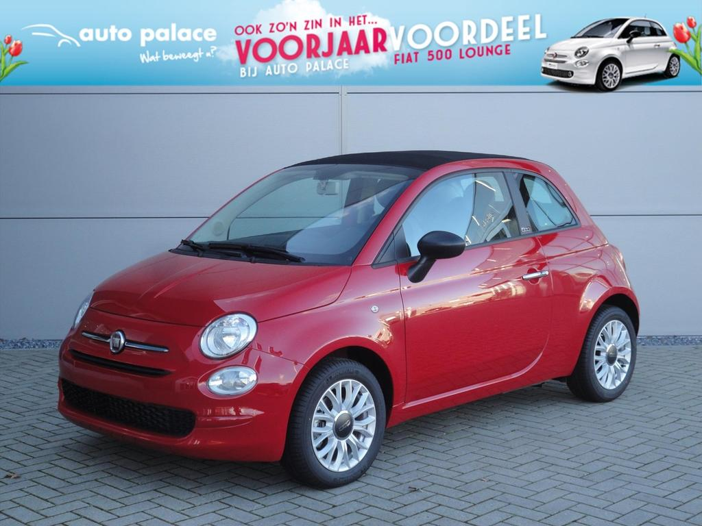 Fiat 500c Turbo 80pk young cabrio