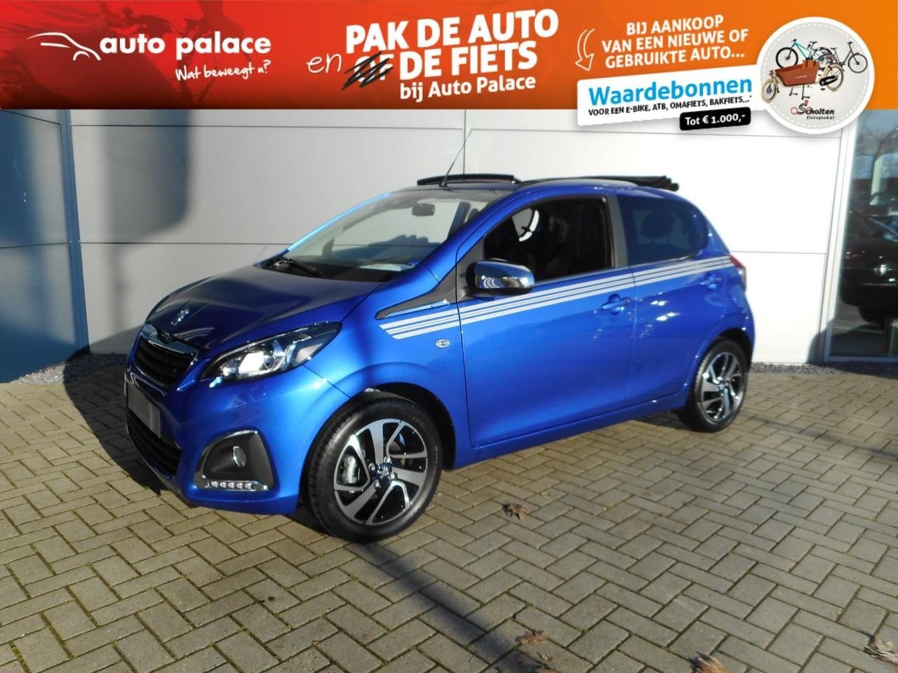 Peugeot 108 1.0 e-vti 72pk 5d top! collection