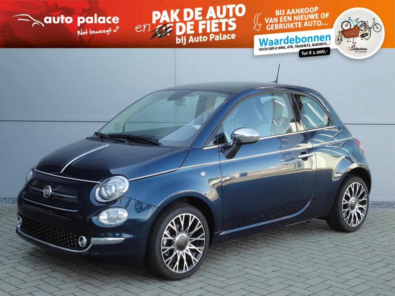 Fiat 500 Turbo 80pk collezione