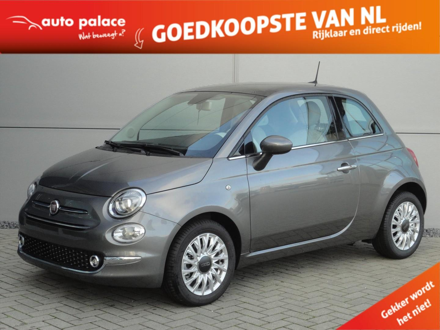 Fiat 500 Turbo 85pk lounge
