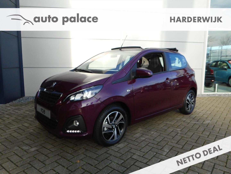 Peugeot 108 1.0 e-vti 72pk 5d top! active