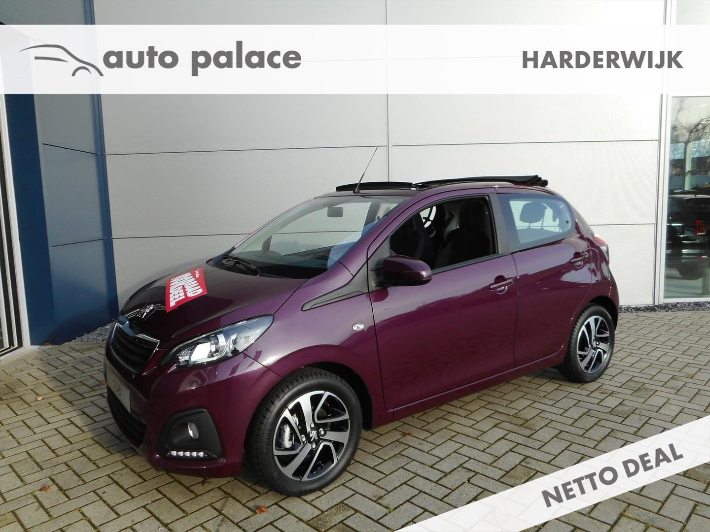 Peugeot 108 1.0 e-vti 72pk 5d top! active