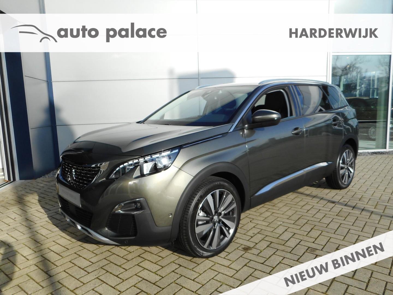 Peugeot 5008 1.2 puretech 130pk blue lease premium