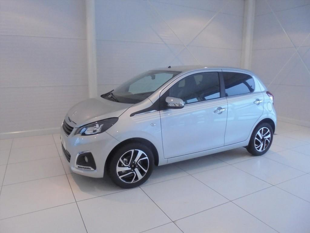Peugeot 108 Collection nu € 2.110,- korting!