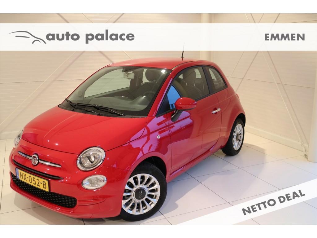 Fiat 500 80pk turbo popstar