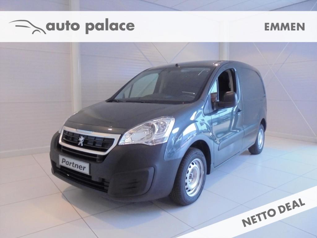 Peugeot Partner Premium hdi 75 € 3.160,- korting!