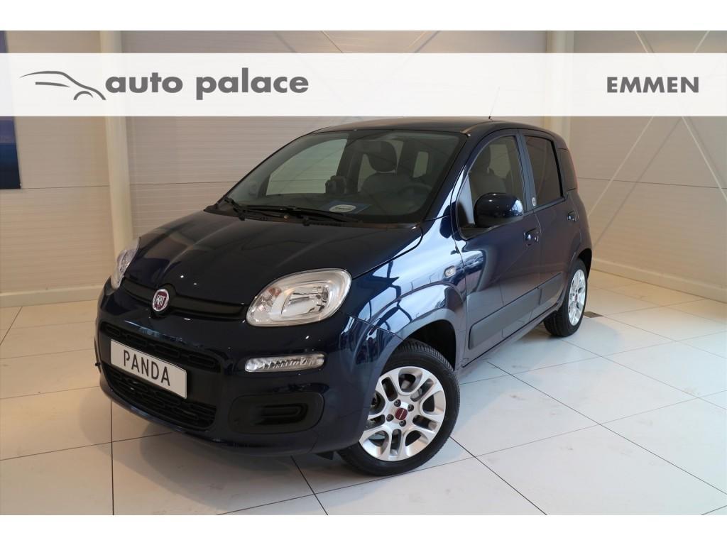 Fiat Panda 80pk turbo tech - actie model - rijklaar € 13.559,-