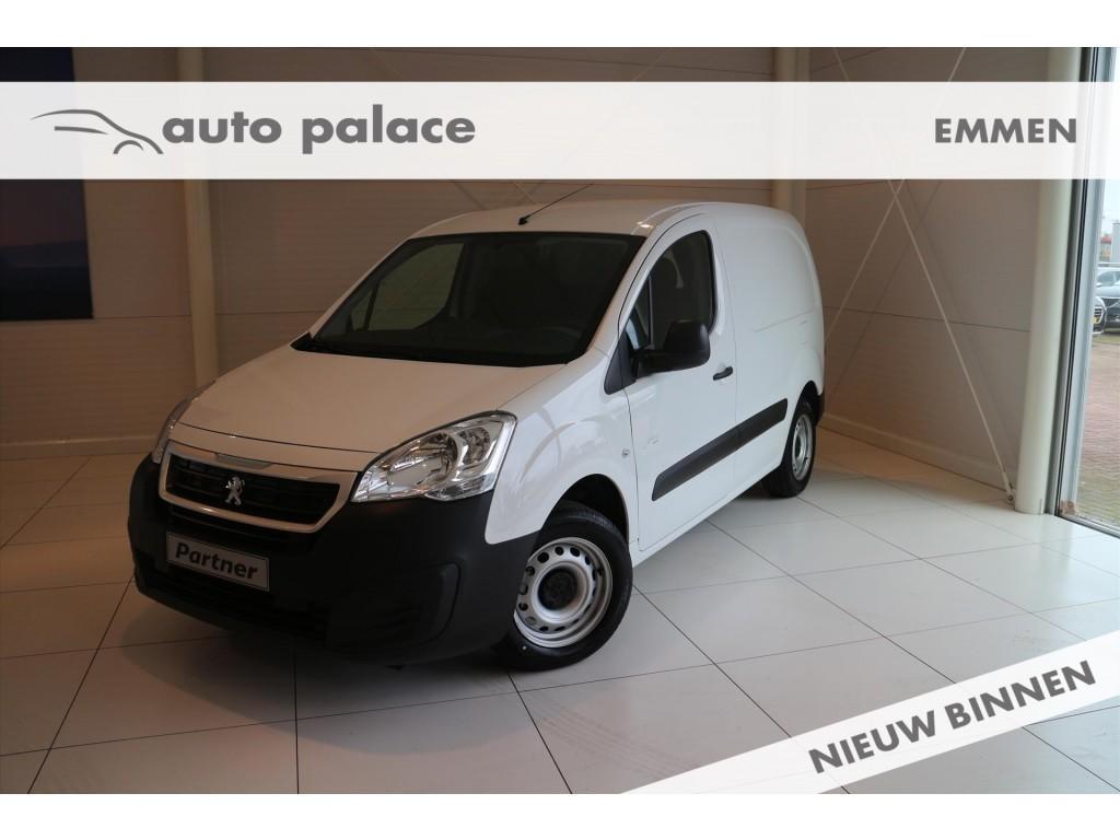 Peugeot Partner Premium 75pk nu € 3.122,- korting