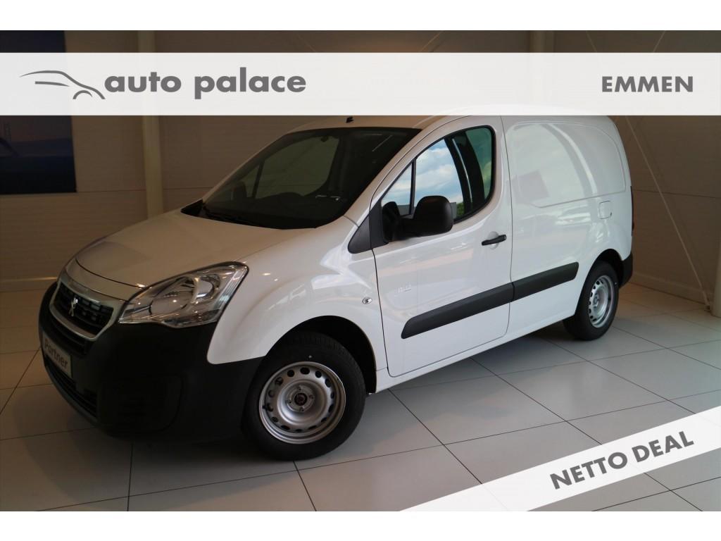 Peugeot Partner Premium 100 pk nu € 3.340,- korting!