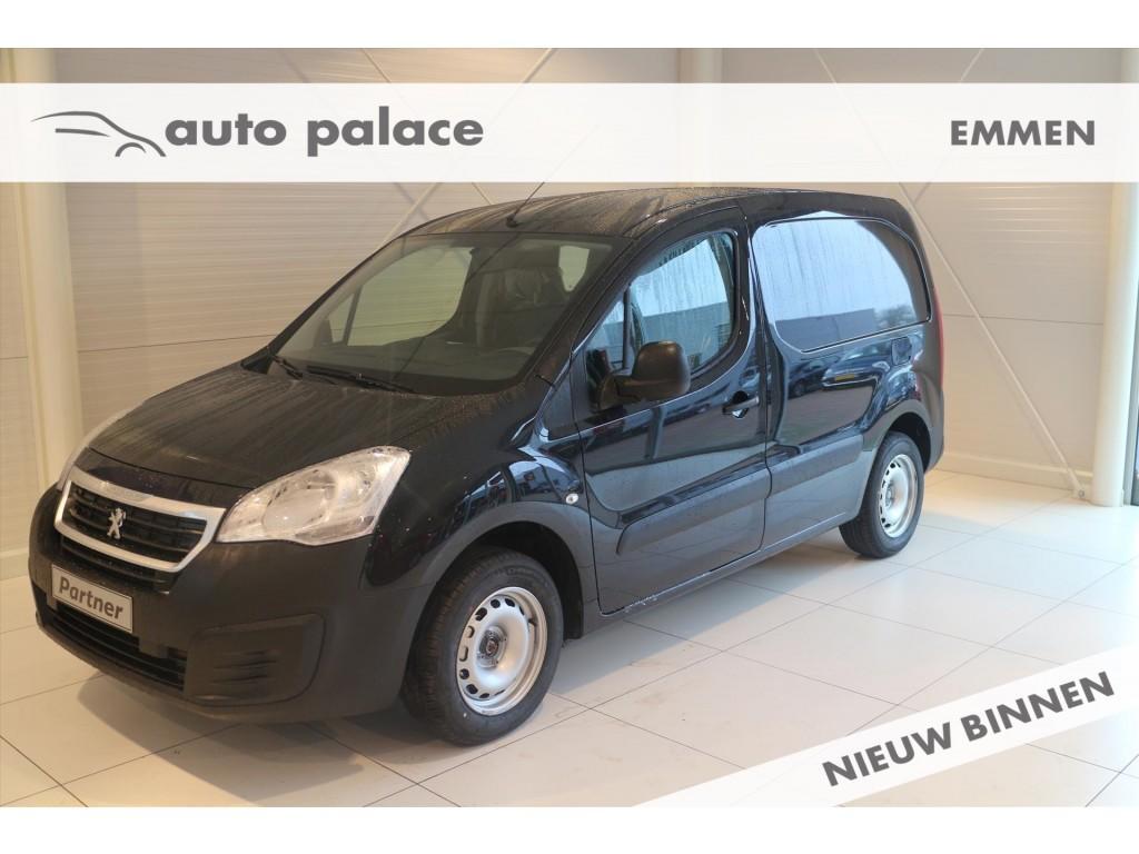 Peugeot Partner Premium hdi 75 nu € 3.122,- korting!
