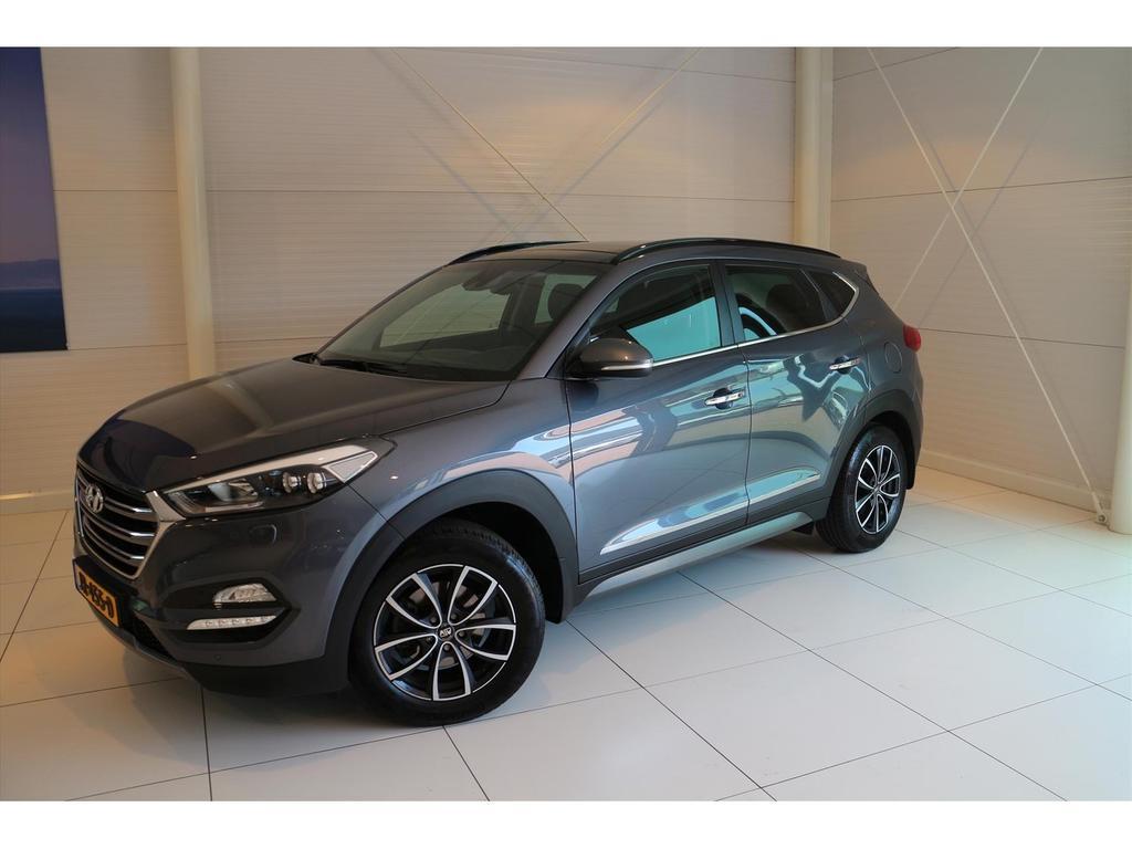 Hyundai Tucson 1.7 crdi 116pk premium