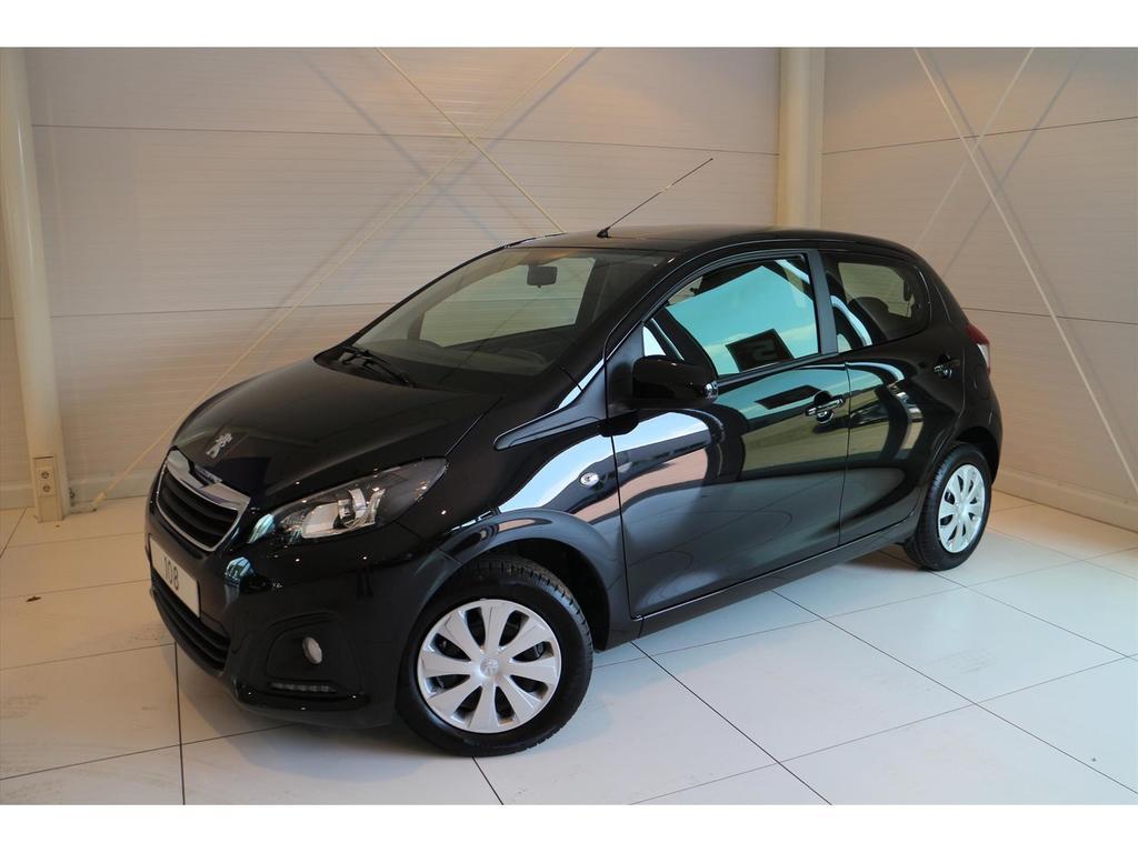 Peugeot 108 1.0 vti 72pk active € 2174,- korting!