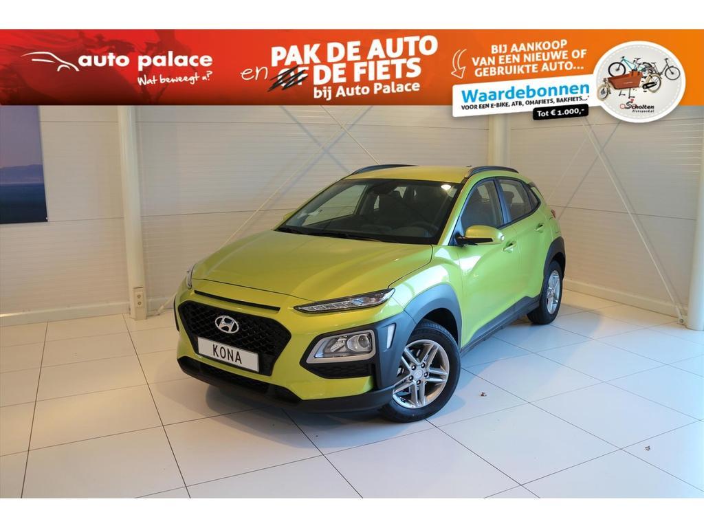 Hyundai Kona 1.0 t-gdi essence