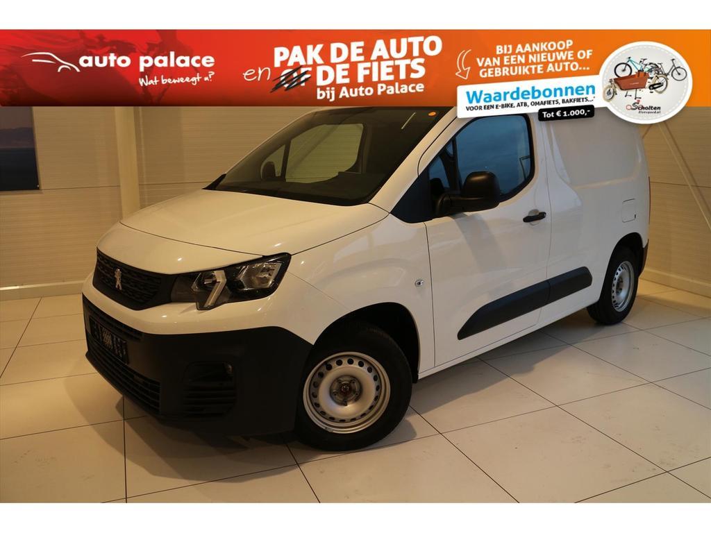 Peugeot Partner Premium hdi 75 nu € 3308,- korting!