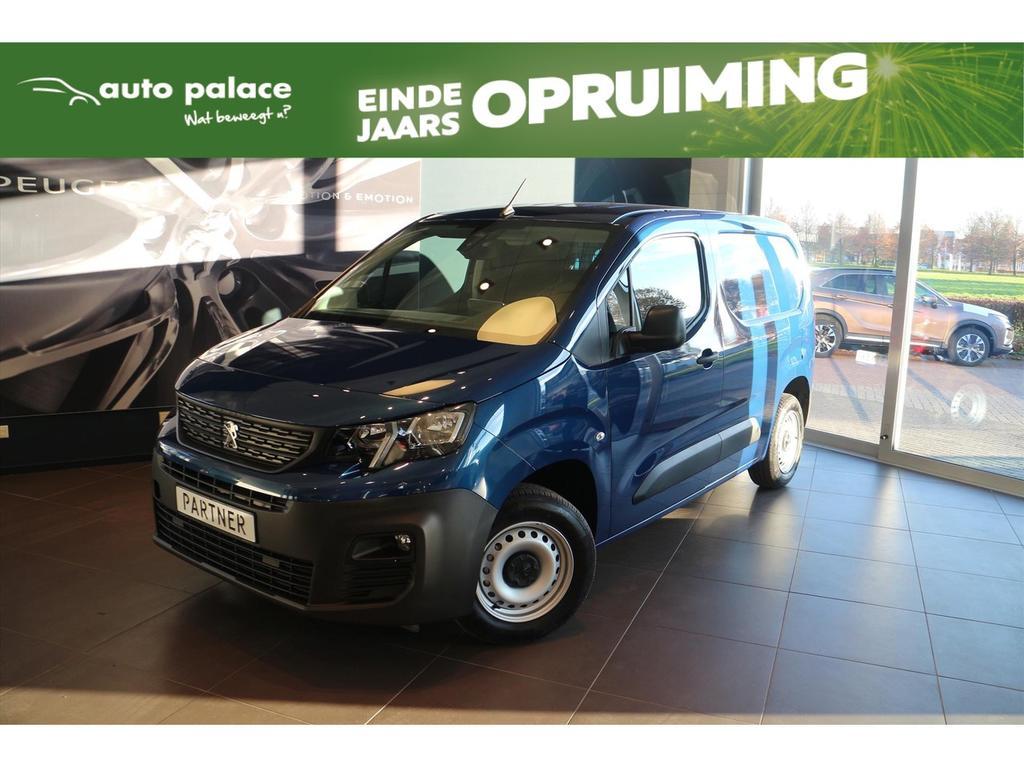 Peugeot Partner Premium 1.6 hdi 100 €3.783,- korting!