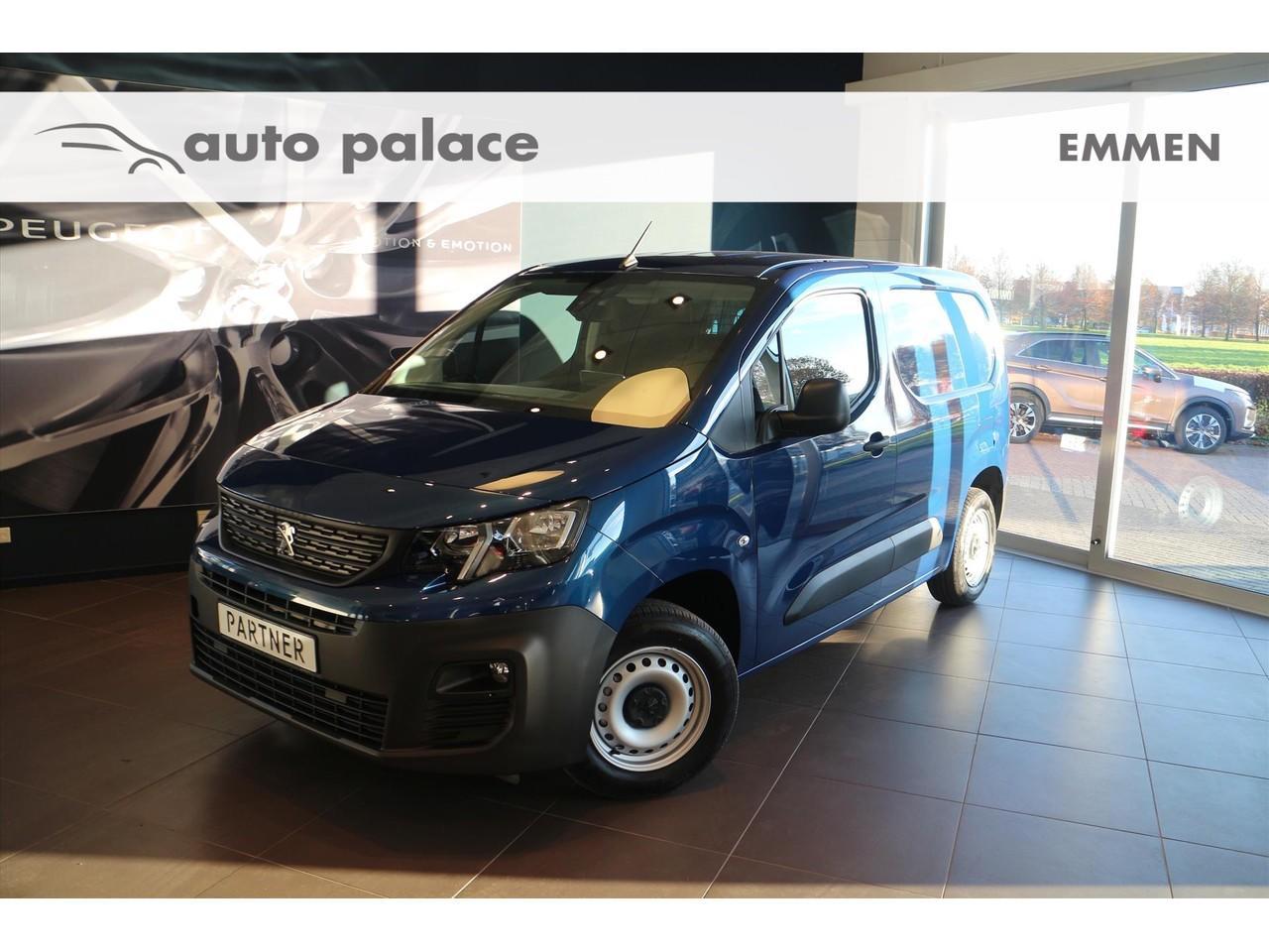 Peugeot Partner Premium 1.6 hdi 100 €3.782,- korting!