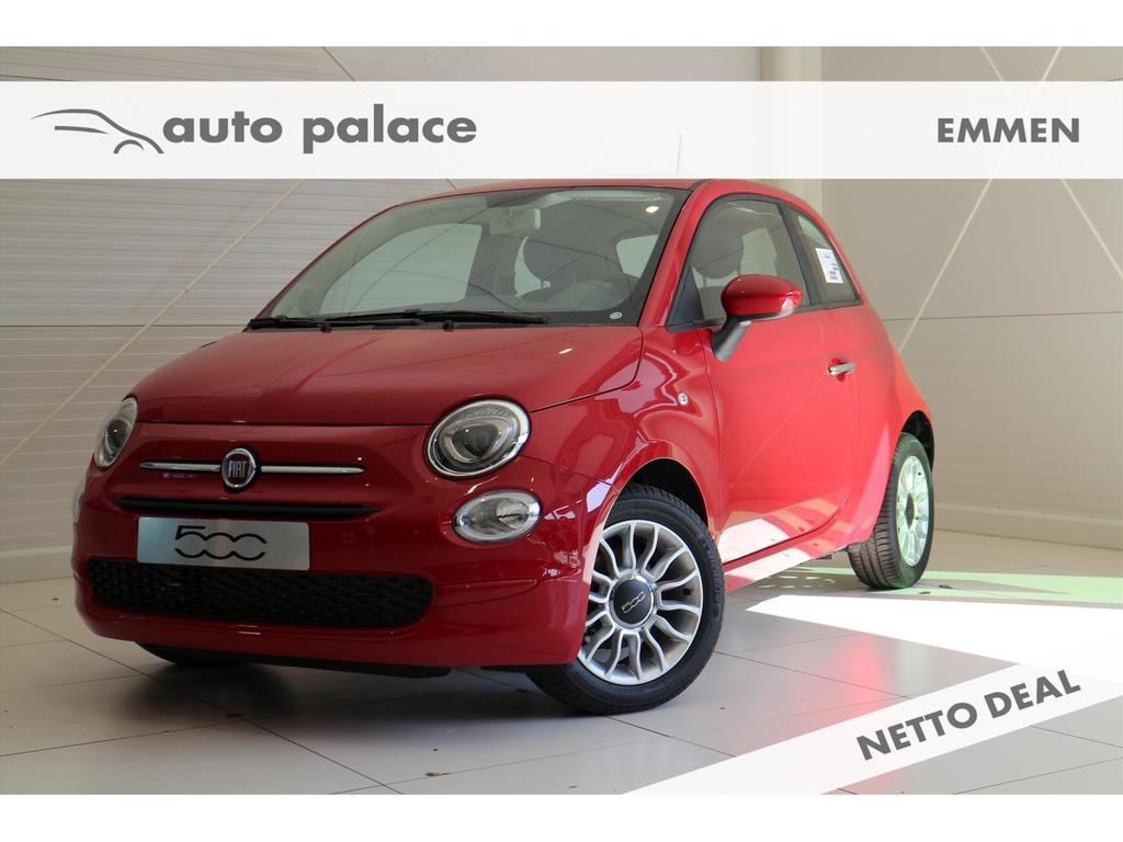 Fiat 500 Popstar 80pk turbo black friday sale nu €11.995