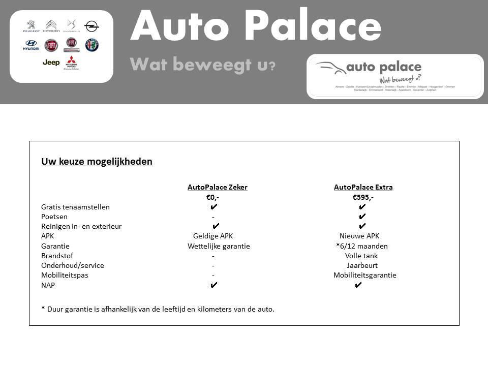 Peugeot Partner Asphalt 100pk nu € 3913,- korting!
