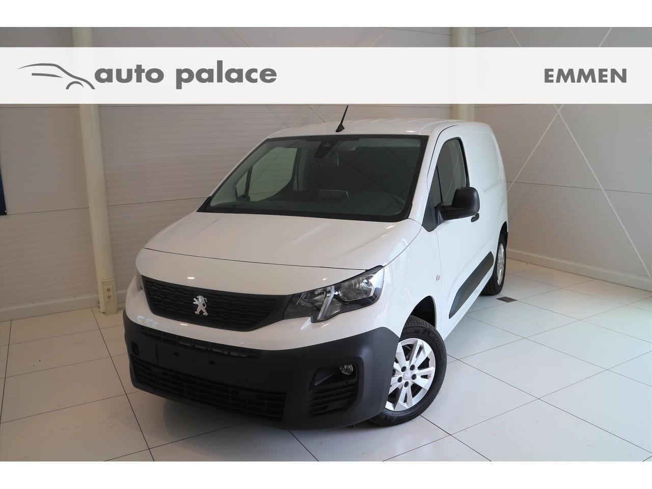 Peugeot Partner 1.6 bluehdi 100pk 650kg asphalt