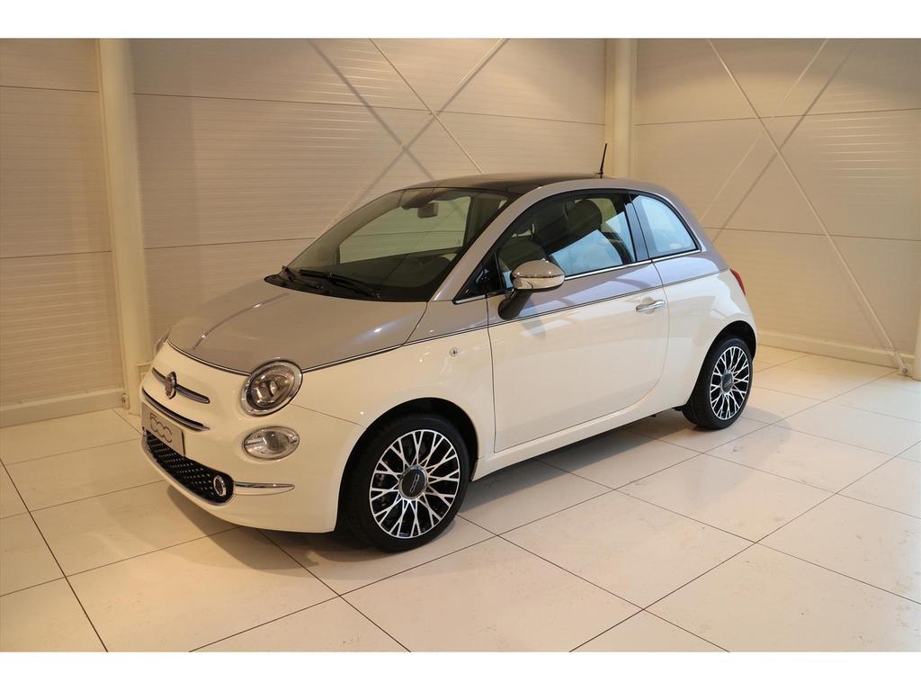 Fiat 500 Collezione 80pk nu € 4.940,- korting!!!!