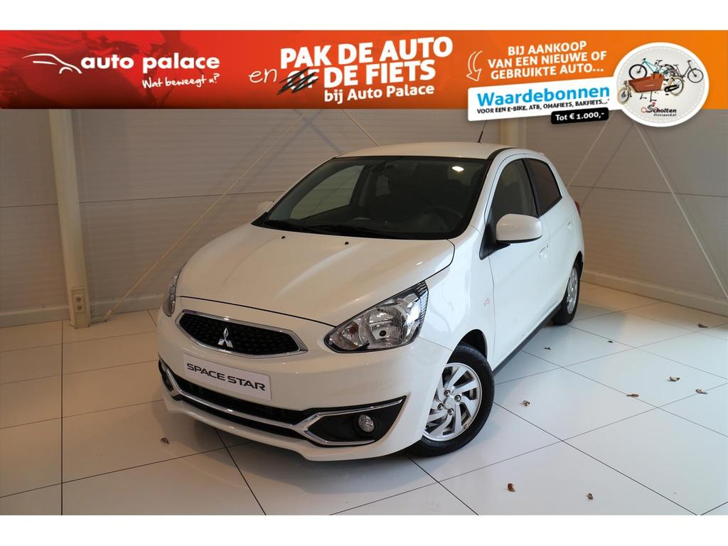 Mitsubishi Space star 1.2 cvt cleartec connect pro