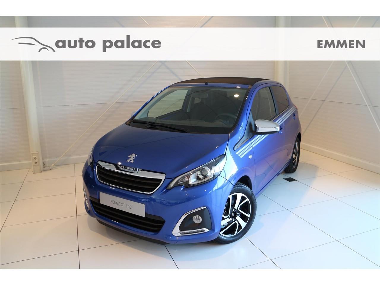 Peugeot 108 1.0 e-vti 72pk top! collection