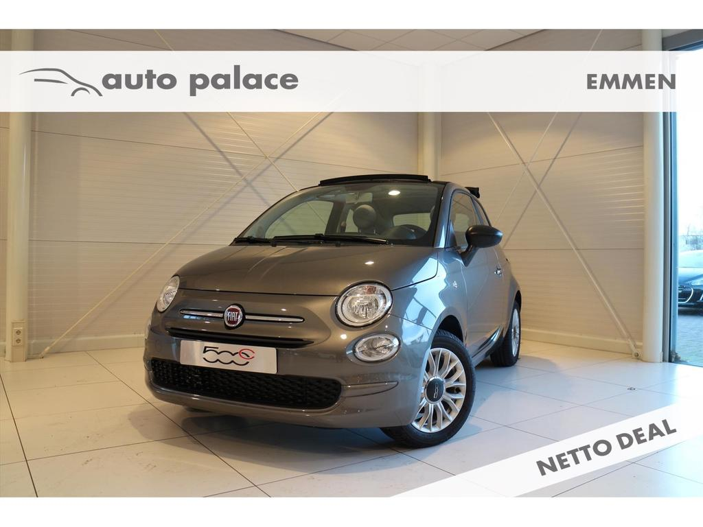 Fiat 500c C twinair turbo 80 young