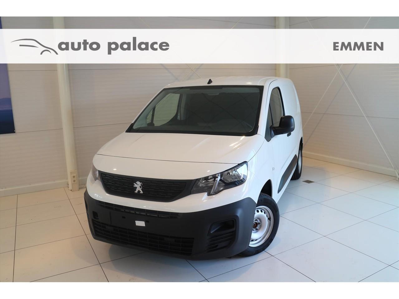 Peugeot Partner 1.6 bluehdi 100pk 650kg 3-zits pro