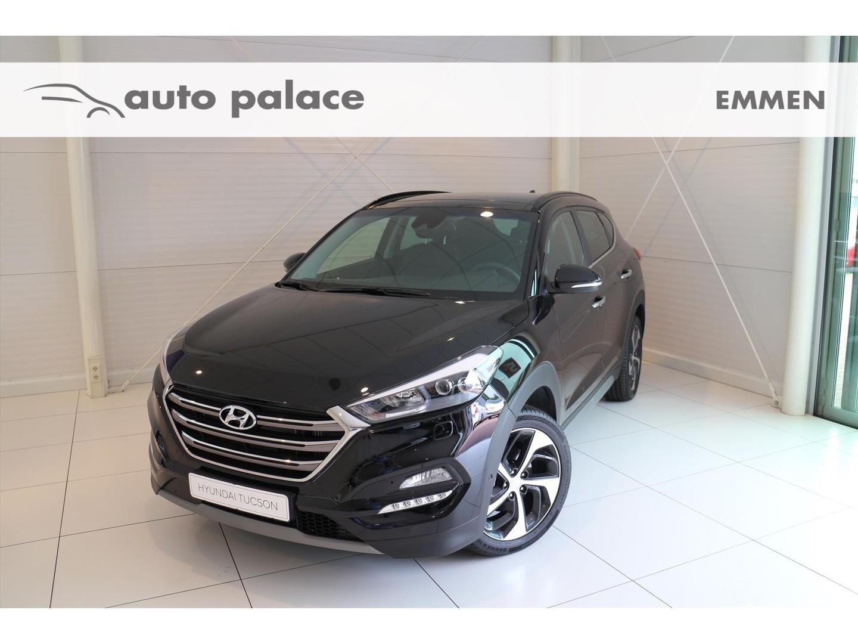 Hyundai Tucson 1.7 crdi hp 141pk 2wd aut premium
