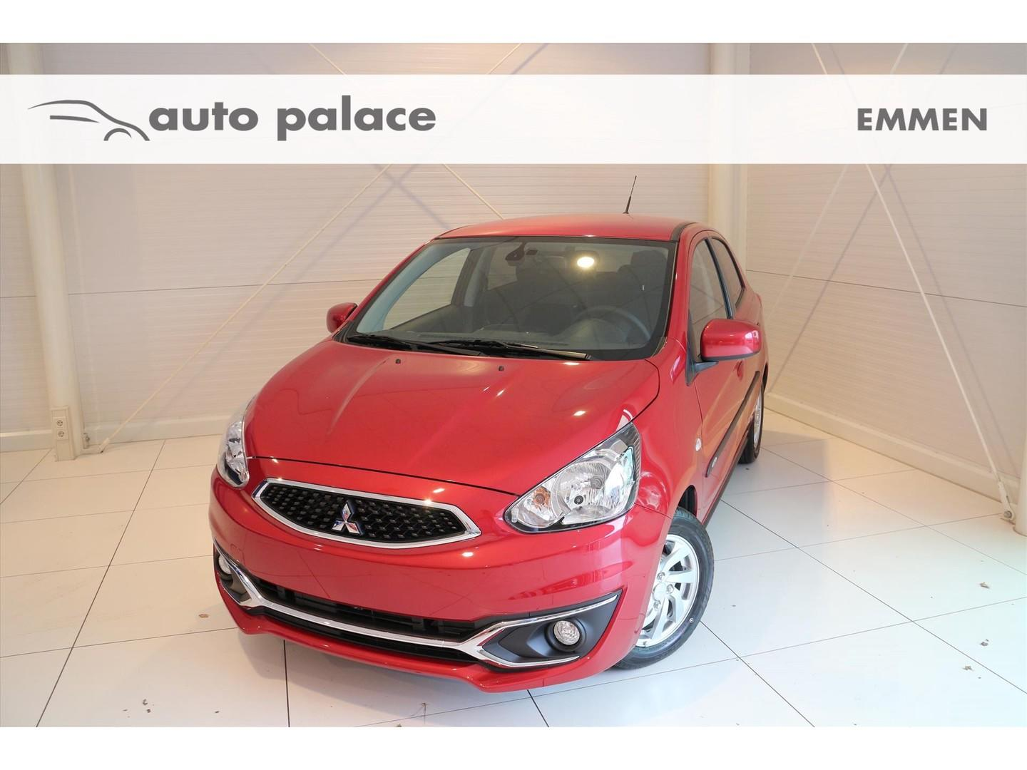 Mitsubishi Space star 1.0 mivec 71pk cleartec libelle edition