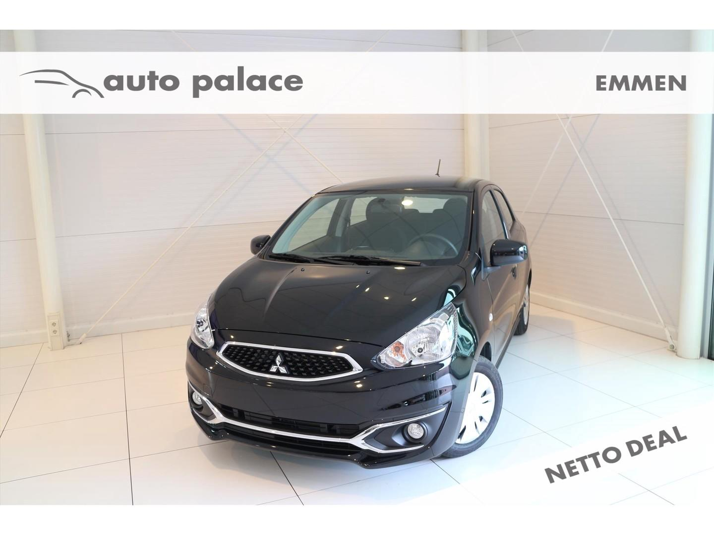 Mitsubishi Space star 1.0 mivec 71pk cleartec cool+