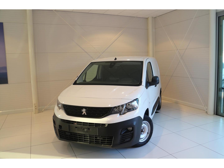 Peugeot Partner 1.5 bluehdi 100pk 650kg 3-zits premium