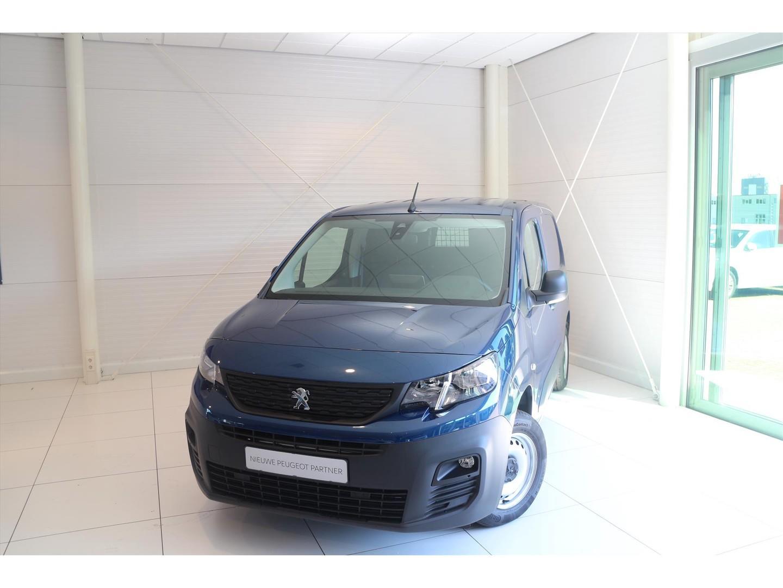 Peugeot Partner New 1.6 bluehdi 100pk 650kg premium