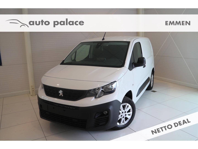 Peugeot Partner New 1.6 bluehdi 100pk 650kg asphalt