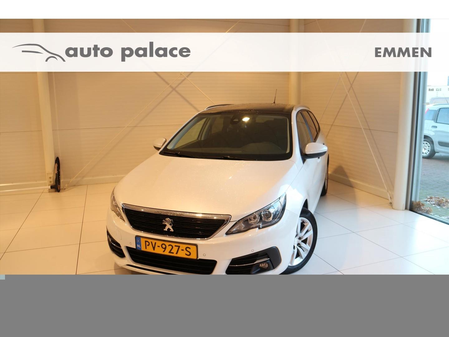 Peugeot 308 1.6 bluehdi 120pk sublime