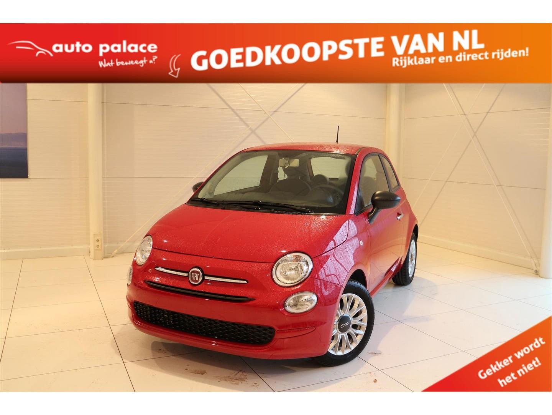 Fiat 500 85 pk young nu € 12.850,- rijklaar incl. 5 jaar garantie!