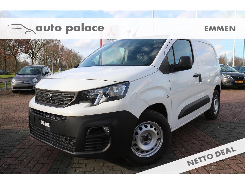 Peugeot Partner 1.5 bluehdi 100pk 3-zits grip