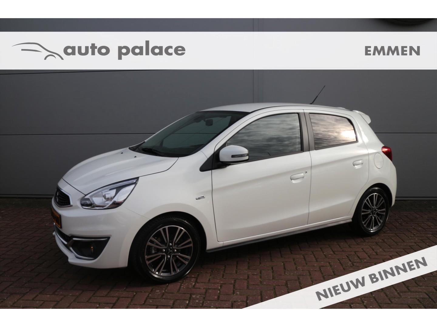 Mitsubishi Space star 1.2 80pk instyle automaat