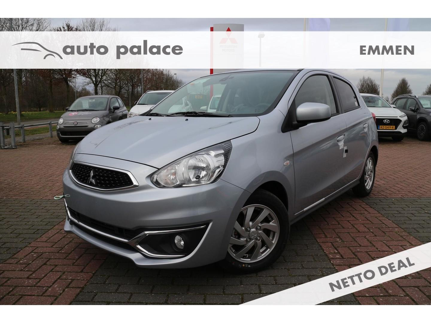 Mitsubishi Space star 1.0 mivec 71pk cleartec active