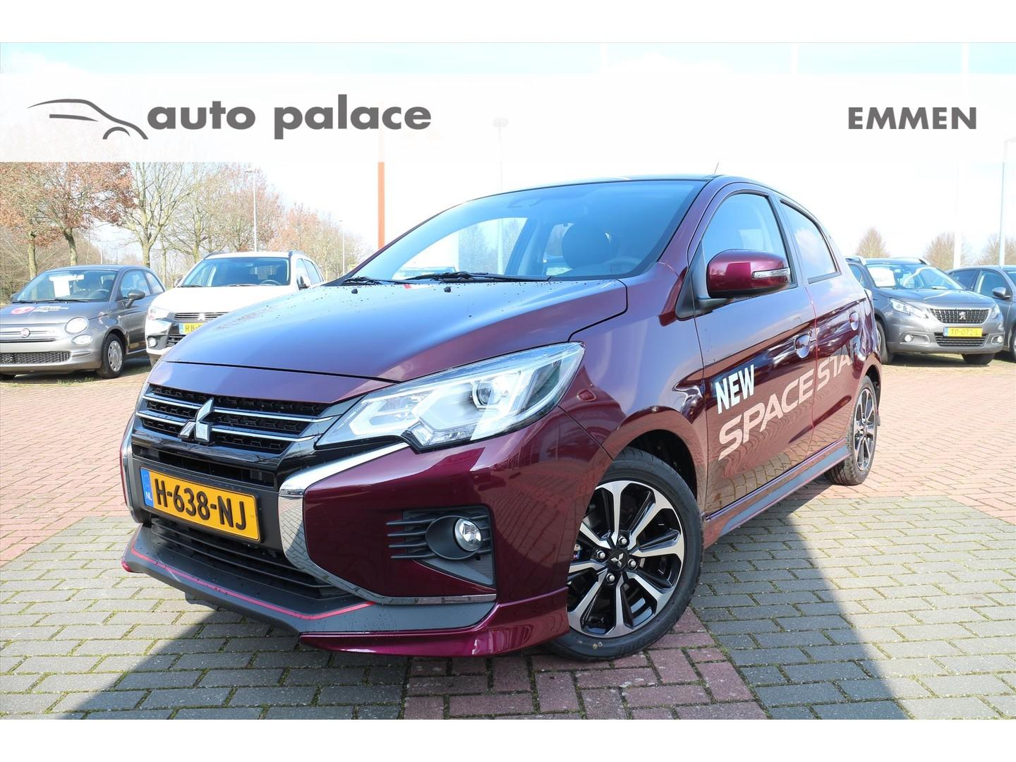 Mitsubishi Space star 1.2 mivec 80pk cleartec cvt instyle