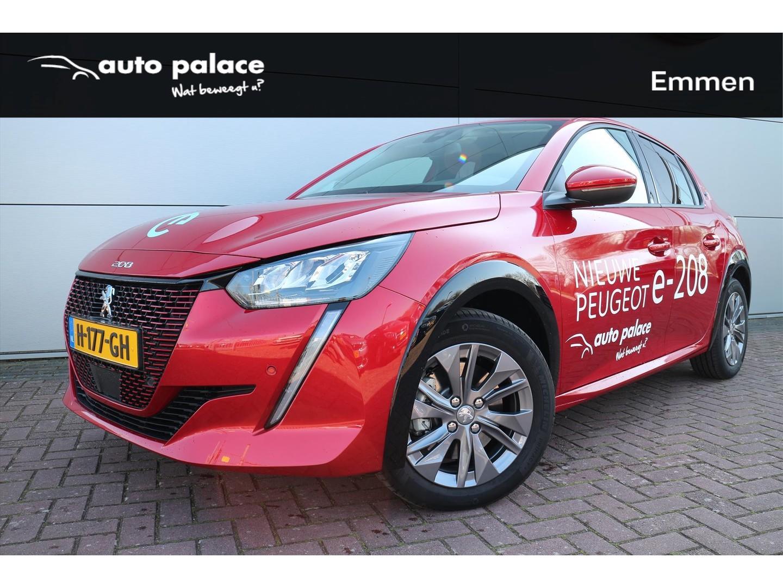Peugeot 208 new Ev 50kwh 136pk allure