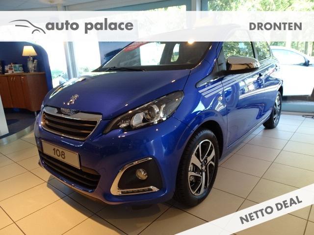 Peugeot 108 Collection 1.0 72pk 5drs.