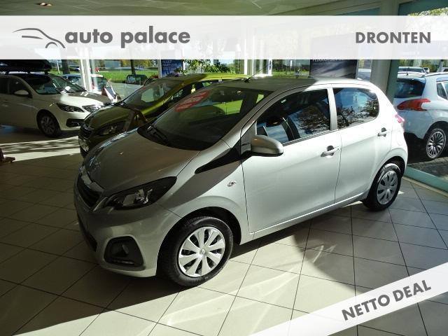 Peugeot 108 Active 5drs. 1.0 72pk