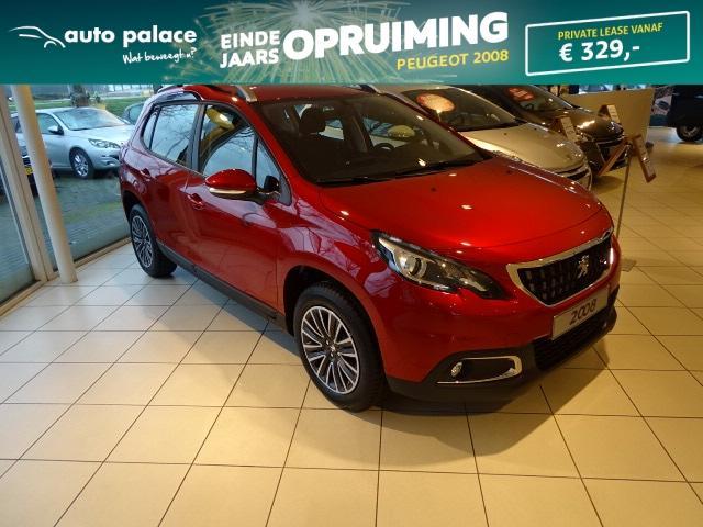 Peugeot 2008 1.2 puretech 82pk