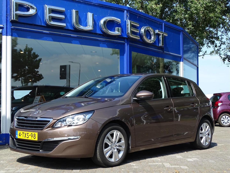 Peugeot 308 1.2 puretech 82pk active