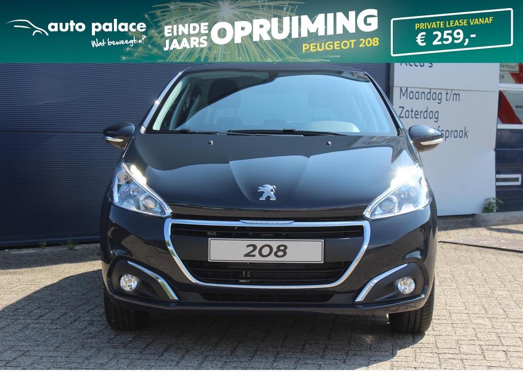 Peugeot 208 Blue lion 1.2 puretech 82pk 5drs